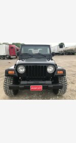 2006 Jeep Wrangler 4WD X for sale 101139420