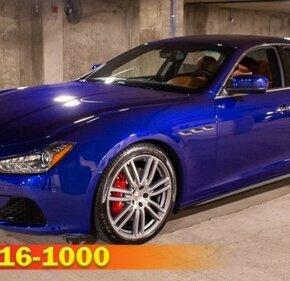 2015 Maserati Ghibli S Q4 for sale 101139463