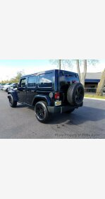 2015 Jeep Wrangler 4WD Unlimited Sahara for sale 101139468