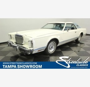1979 Lincoln Continental for sale 101139532