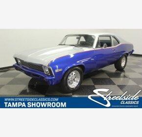 1972 Chevrolet Nova for sale 101139535