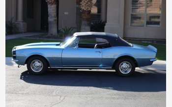 1967 Chevrolet Camaro RS Convertible for sale 101139560