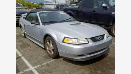 2000 Ford Mustang Convertible for sale 101139647