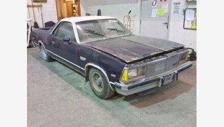 1979 Chevrolet El Camino for sale 101139674