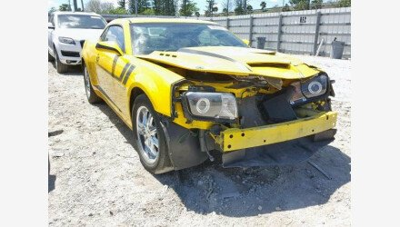 2012 Chevrolet Camaro LT Coupe for sale 101139693