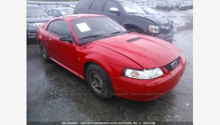 2000 Ford Mustang Coupe for sale 101139737