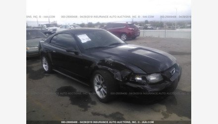 2000 Ford Mustang GT Coupe for sale 101139768