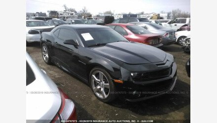2013 Chevrolet Camaro SS Coupe for sale 101139784