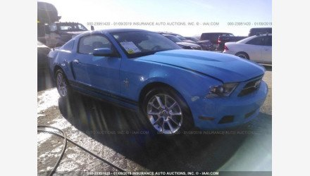 2010 Ford Mustang Coupe for sale 101139839
