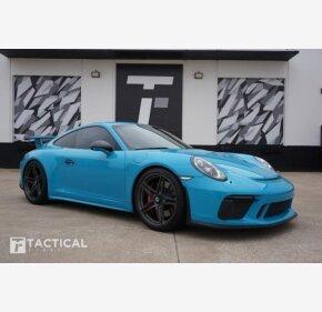 2018 Porsche 911 GT3 Coupe for sale 101139900