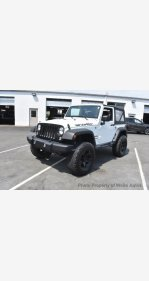 2017 Jeep Wrangler 4WD Sport for sale 101139960