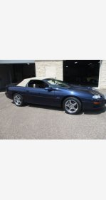 2000 Chevrolet Camaro Z28 Convertible for sale 101139991
