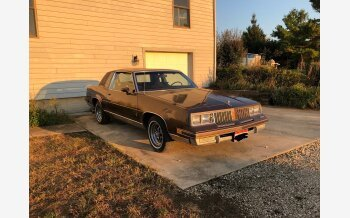 1984 Oldsmobile Cutlass Supreme Brougham Coupe for sale 101140015