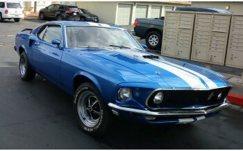 1969 Ford Mustang Mach 1 Coupe for sale 101140020
