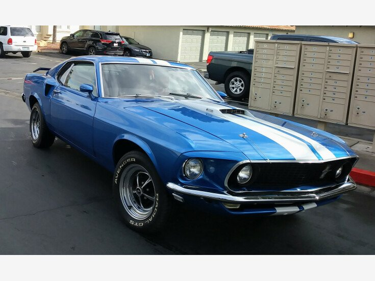 Classic Mustang Fastback For Sale Near Me