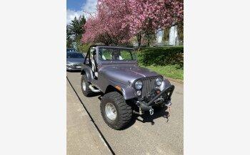 1979 Jeep CJ-5 for sale 101140024