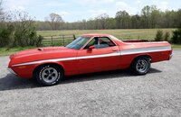 1972 Ford Ranchero for sale 101140031