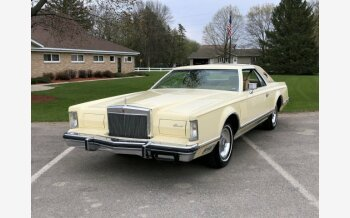 1977 Lincoln Mark V for sale 101140038