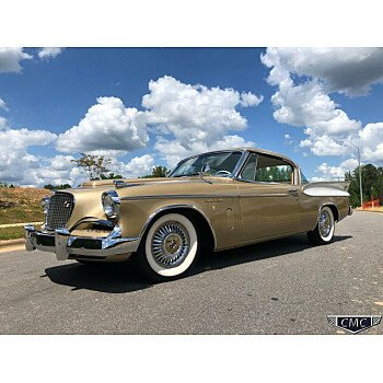 1957 Studebaker Golden Hawk for sale 101140192