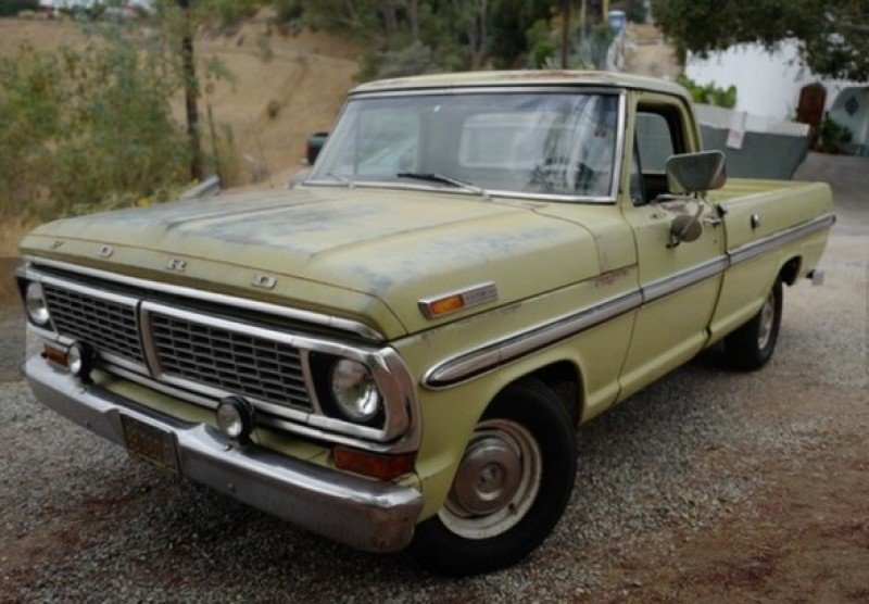 Craigslist Houston Texas Cars And Trucks For Sale By Owner >> Ford F100 Classics For Sale Classics On Autotrader