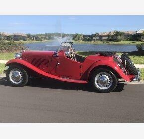 1952 MG TD MK II for sale 101140240