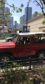 1997 Land Rover Defender 90 for sale 101140242