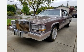 1990 Cadillac Brougham for sale 101140266