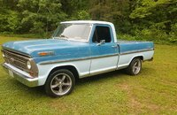1969 Ford F100 2WD Regular Cab for sale 101140277