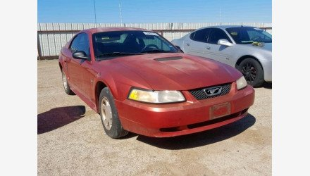 2000 Ford Mustang Coupe for sale 101140315