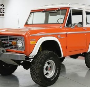 1970 Ford Bronco for sale 101140365