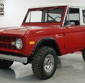 1974 Ford Bronco for sale 101140371