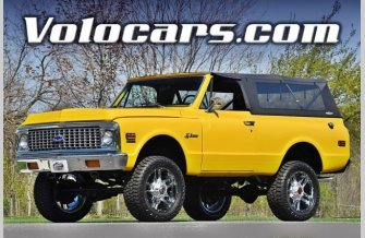 1971 Chevrolet Blazer for sale 101140385