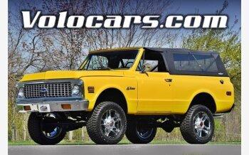 1971 Chevrolet Blazer for sale 101140385