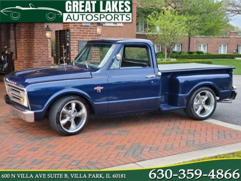 1967 Chevrolet C/K Truck Classics for Sale - Classics on