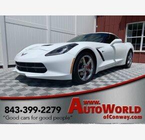 2015 Chevrolet Corvette Coupe for sale 101140397