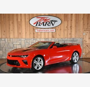 2017 Chevrolet Camaro SS Convertible for sale 101140406