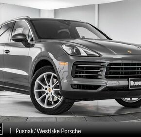 2019 Porsche Cayenne for sale 101140429