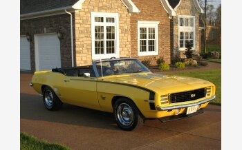 1969 Chevrolet Camaro for sale 101140438