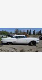 1958 Cadillac De Ville for sale 101140442