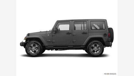 2018 Jeep Wrangler JK 4WD Unlimited Sahara for sale 101140444