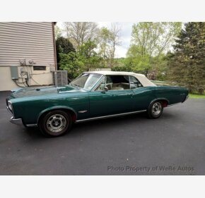 1966 Pontiac GTO for sale 101140461
