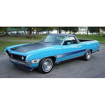 1971 Ford Ranchero for sale 101140487