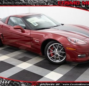 2008 Chevrolet Corvette Z06 Coupe for sale 101140491