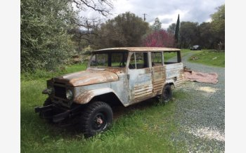 1967 Toyota Land Cruiser for sale 101140516