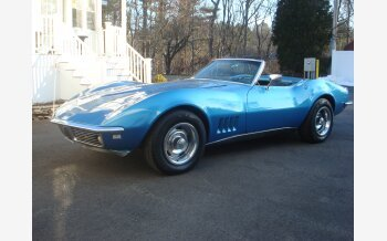 1968 Chevrolet Corvette for sale 101140521