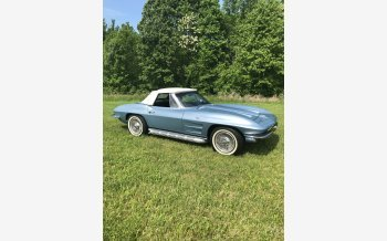 1963 Chevrolet Corvette Convertible for sale 101140522