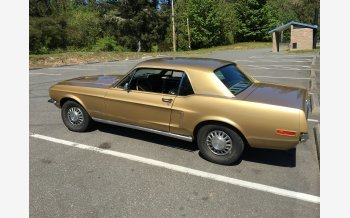 1968 Ford Mustang Coupe for sale 101140528