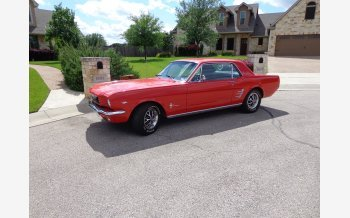 1966 Ford Mustang Coupe for sale 101140536