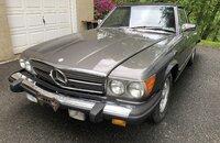 1985 Mercedes-Benz 380SL for sale 101140537