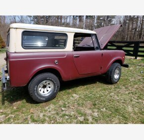 1969 International Harvester Scout for sale 101140560